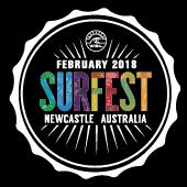 Surfest Newcastle Logo