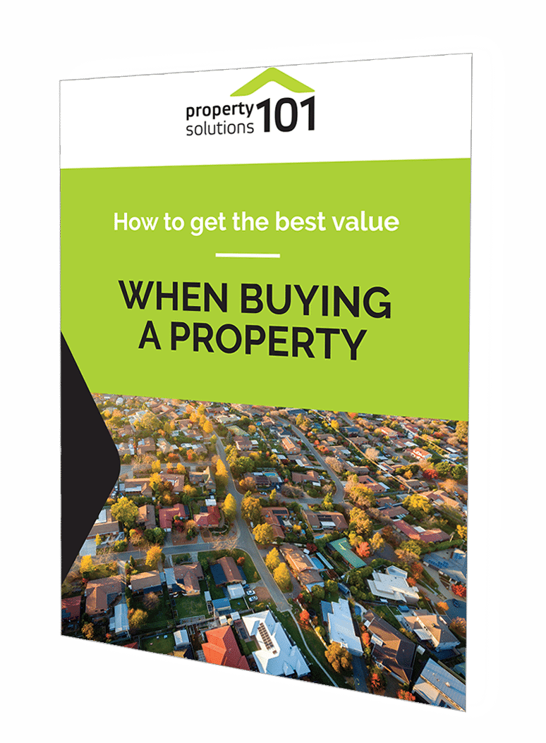 When Buying A Property with Property Solutions 101